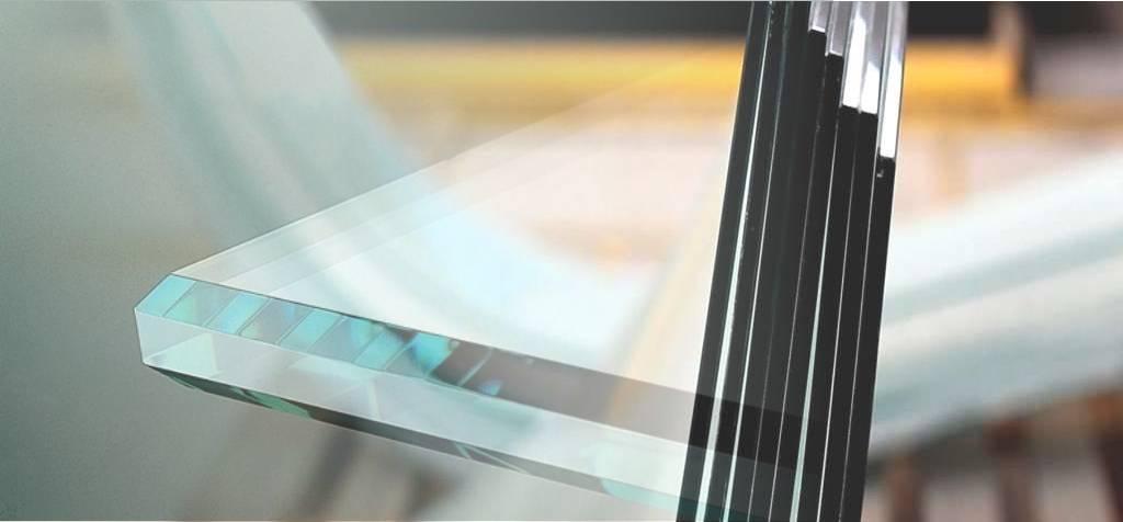 Vidrios laminados anti atraco